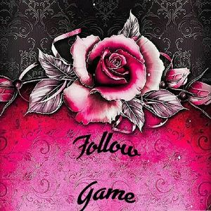 🌟MY FIRST FOLLOW GAME🌟
